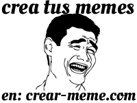 Crear memes en internet